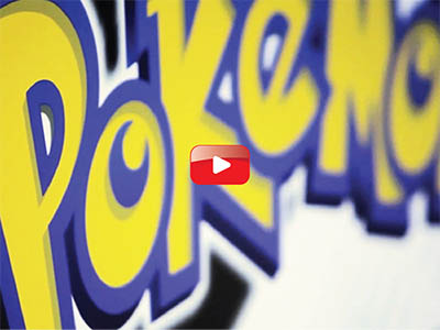 ACME - Pokemon Video Image