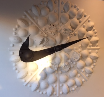 Nike Wall Ball Image 1