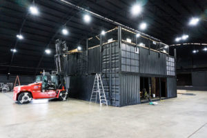 Container Based Activation Installation