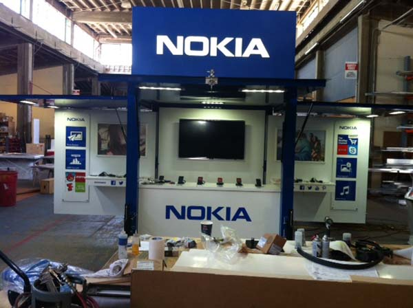 Nokia Pod Pop-Up